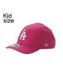 detská šiltovka New Era 9FO League Ess. MLB Los Angeles Dodgers Infant - Bright  Pink 866fe4c481d8