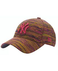 šiltovka New Era 9FO Engineered Fit MLB New York Yankees - Light Navy Bright  Pink 03fb205245e2