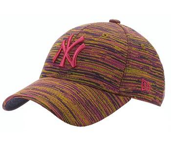 8ca678b8b šiltovka New Era 9FO Engineered Fit MLB New York Yankees - Light Navy/Bright  Pink