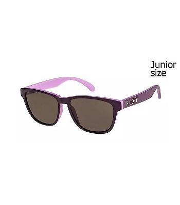 okuliare Roxy Mini Uma - XPPS Matte Purple Gray - snowboard-online.sk ad6a32a4961