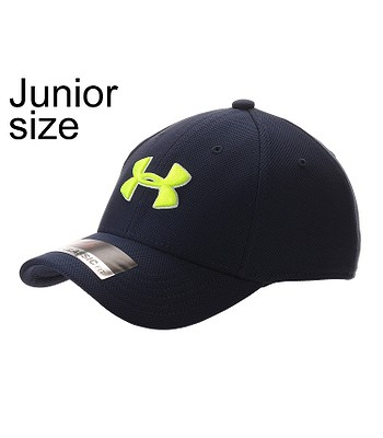 competitive price f6589 5f0c8 cap Under Armour Blitzing 3.0 Youth - 408 Navy - boy´s - snowboard-online.eu