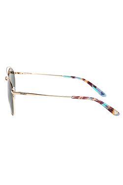 2b517a9bd ... okuliare Roxy Flume - XRRG/Shiny Gold/Green