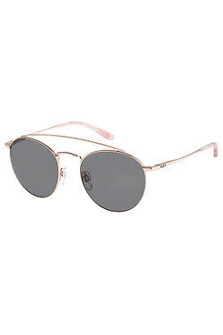 okuliare Roxy Flume - XNNB Shiny Rose Gold Gray 91e559c50c0