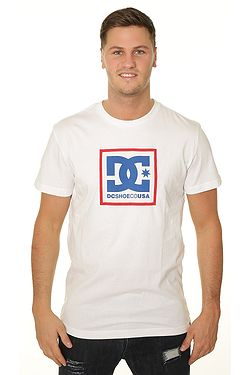 1dae75e02b31 T-Shirt DC Ode - WBB0 Snow White - men´s