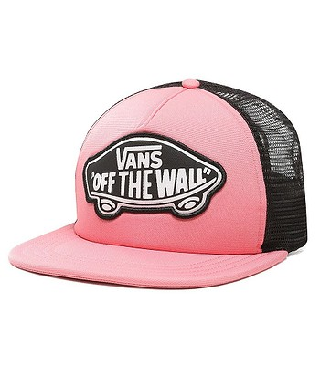92bf37c7e03 cap Vans Beach Girl Trucker - Strawberry Pink - women´s - blackcomb ...