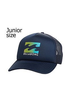 dětská kšiltovka Billabong Podium Trucker Youth - White Blue a6cc60f3c0
