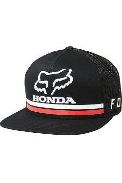 459c943d0 šiltovka Fox Fox Honda Snapback - Black ...