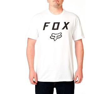 tričko Fox Legacy Moth - Optic White