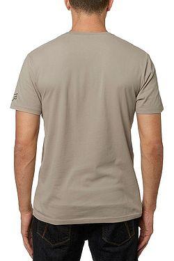 9d21624d78 tričko Fox Backslash Airline - Sand tričko Fox Backslash Airline - Sand