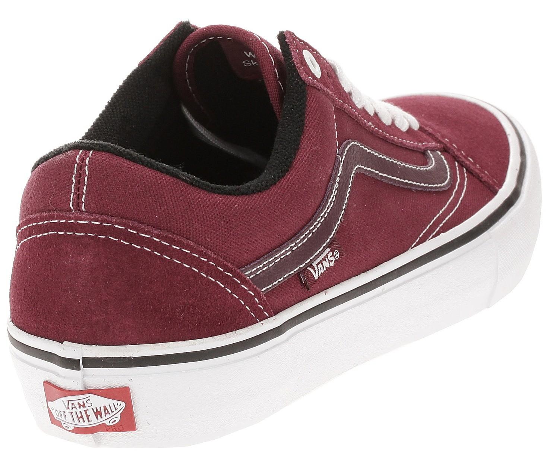 shoes Vans Old Skool Pro - Rumba Red