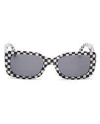 1ceffb6de okuliare Vans Keech Shades - Black/White Check