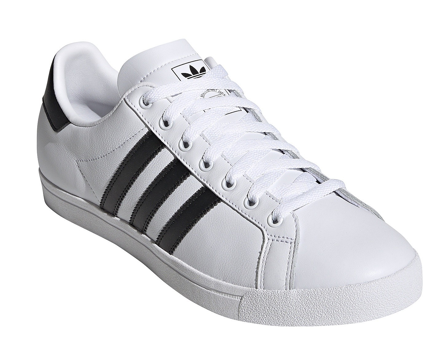 Originals Schuhe Adidas Men´s Coast Whitecore Blackwhite Star f7gyYb6