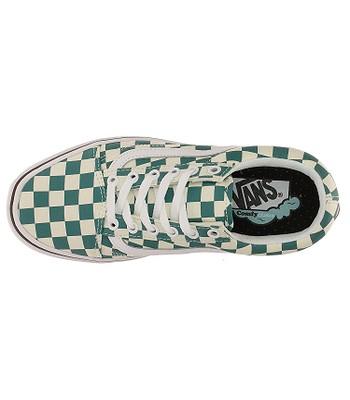 43030d4c521 shoes Vans ComfyCush Old Skool - Checker Quetzal True White ...