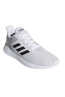 topánky adidas Performance Asweerun - White Core Black Gray Two 2cba1b653fd