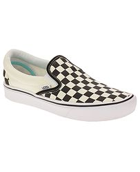 bf9db1a335fc9 topánky Vans ComfyCush Slip-On - Classic/Checkerboard/True White