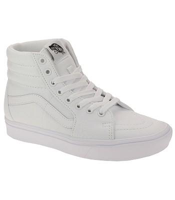 shoes Vans ComfyCush Sk8-Hi - Classic True White True White -  snowboard-online.eu f685f3c9ec1