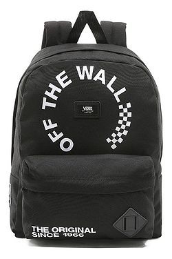 6efcc7e886 backpack Vans Old Skool II - Vans Black White ...