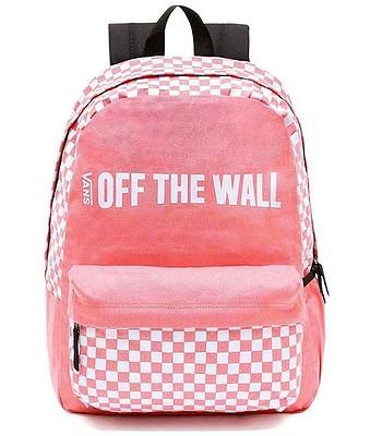 6e8b78aff65 backpack Vans Central Realm - Strawberry Pink - women´s - blackcomb-shop.eu