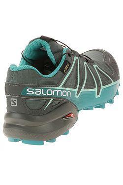 ... boty Salomon Speedcross 4 GTX - Balsam Green Tropical Green Beach Glass 87f0fccdad