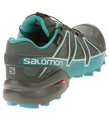 cbf2194f8038 boty Salomon Speedcross 4 GTX - Balsam Green Tropical Green Beach Glass
