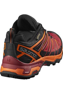 ... boty Salomon X Ultra 3 GTX - Black Red Dalhia Scarlet Ibis ae4a800348