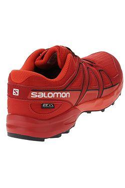 36564b97a45 ... dětské boty Salomon Speedcross CSWP - High Risk Red Cherry Tomato Navy  Blazer