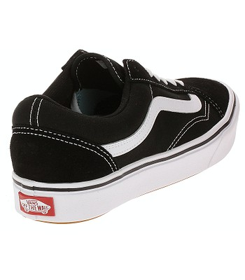 5fd0f708bd07 topánky Vans ComfyCush Old Skool - Classic Black True White ...