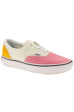 boty Vans ComfyCush Era - Canvas Strawberry Pink Zinnia True White d23cdeeee6
