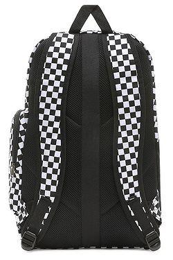 7d833c85e9 ... batoh Vans Transient III Skate - Black White Checkerboard