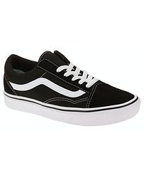 1ad82c2d5f25 topánky Vans ComfyCush Old Skool - Classic Black True White