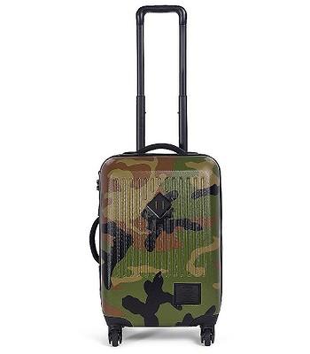 jakość wykonania nowy wygląd gorący produkt walizka Herschel Trade Small - Woodland Camo - snowboard ...