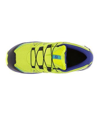 5f5c2ceff9c detské topánky Salomon XA Pro 3D CSWP - Acid Lime Surf The Web Tropical  Green