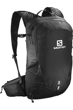 c06a7a056d batoh Salomon Trailblazer 20 - Black Black