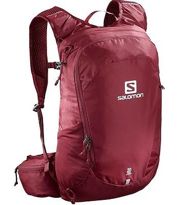 62fdc07c7fb batoh Salomon Trailblazer 20 - Biking Red Ebony - batohy-online.cz