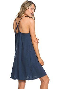 5f3ea4e005ac ... šaty Roxy New Lease Of Life - BTK0 Dress Blues