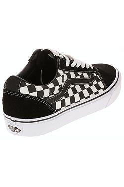 ae9ca293875 ... boty Vans Ward - Checkered Black True White