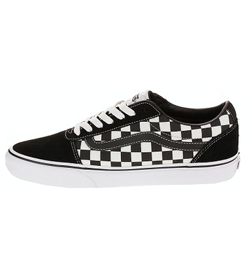 943abb84a3cbae shoes Vans Ward - Checkered Black True White - men´s. IN STOCK ‐ by 28. 3.  at your home