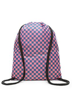 cee8bf35eef3e ... vak Vans Benched - Blue Sapphire/Strawberry Pink Checkerboard