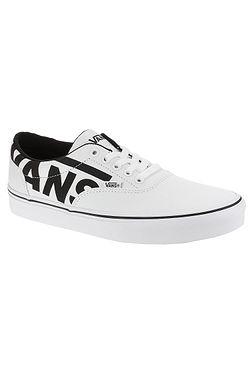 cf1579bce286 boty Vans Doheny - Big Logo White Black