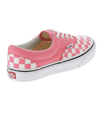 0d9cd000c919 shoes Vans Era - Checkerboard Strawberry Pink True White - blackcomb ...