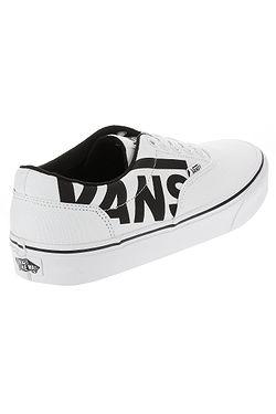 79da83a6208e ... boty Vans Doheny - Big Logo White Black
