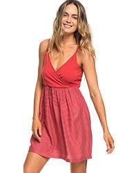 429ec3e23bed šaty Roxy Floral Offering - RPY7 American Beauty Polkadot