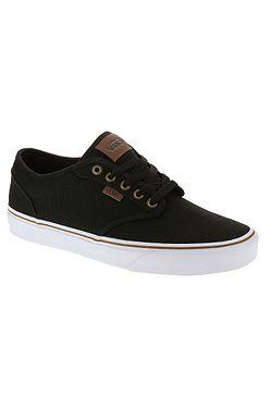 01c72a886 topánky Vans Atwood - 12 Oz C&L/Black/White