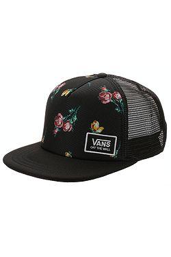 kšiltovka Vans Beach Bound Trucker - Satin Floral ... 71f367e6b7