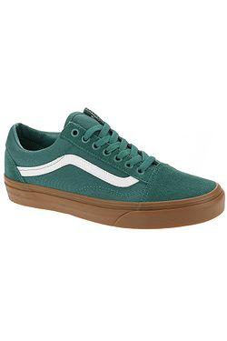 dd318018f9 topánky Vans Old Skool - Quetzal Green Gum