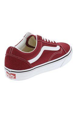 ... boty Vans Old Skool - Rumba Red True White 7c97ba6aef
