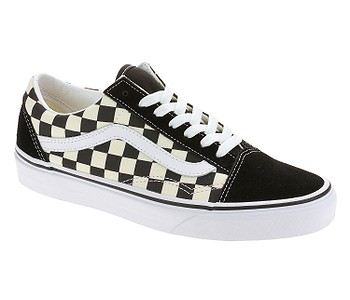 boty Vans Old Skool - Primary Check/Black/White