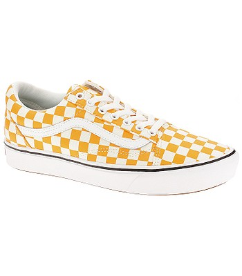 65bf68405f shoes Vans ComfyCush Old Skool - Checker Zinnia True White - blackcomb -shop.eu