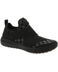 topánky Vans UltraRange Gore - Checkerboard Black Ebony 9e43cc7634