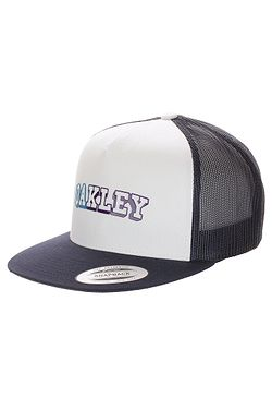 3e1f6eae6 šiltovka Oakley Mesh Gradient Trucker - Dark Blue ...